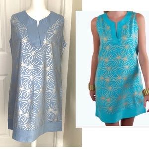 GRETCHEN SCOTT DESIGNS Starburst Tunic Dress